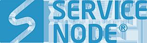 Logotyp Servicenode